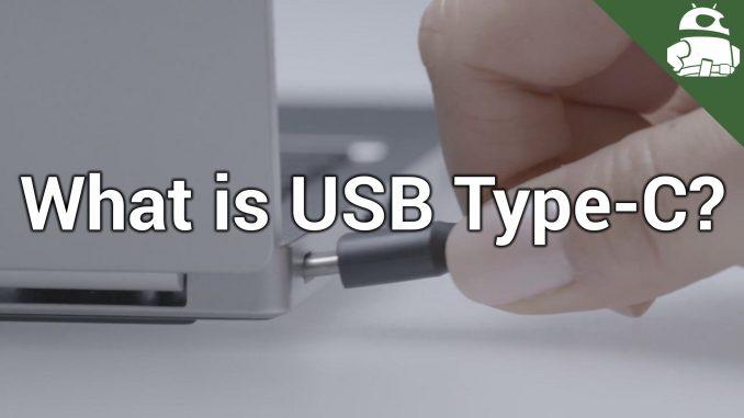 USB Type-C là gì?