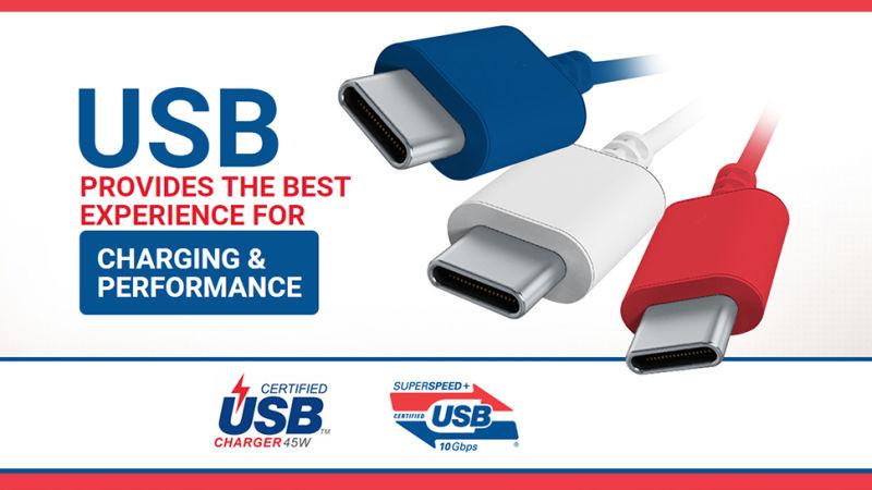 Tiêu chuẩn của USB 3.2